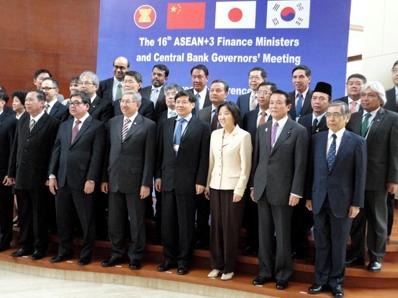 ASEAN+3 cảnh báo tác động của nới lỏng tiền tệ