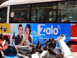 Zalo tuyên bố đạt 2 triệu người dùng tại Việt Nam