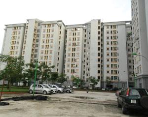 Nhiều khu đô thị Hà Nội chậm xây dựng hạ tầng