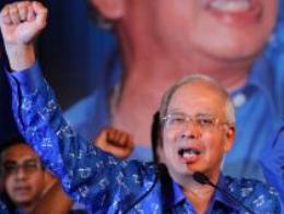 Chứng khoán Malaysia tăng vọt sau bầu cử