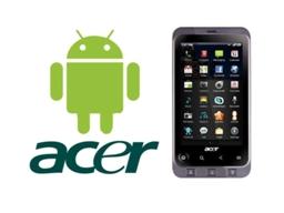 Acer tập trung cho thị trường smartphone châu Âu và Đông Nam Á 2013