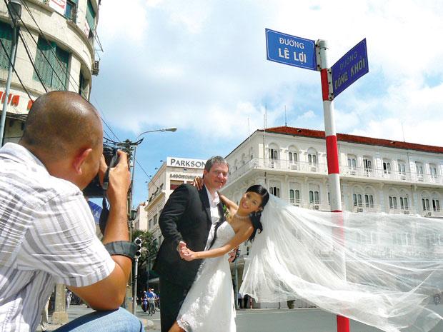 Một Sài Gòn không giống ai
