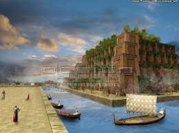 Tìm thấy dấu vết vườn treo Babylon cổ đại