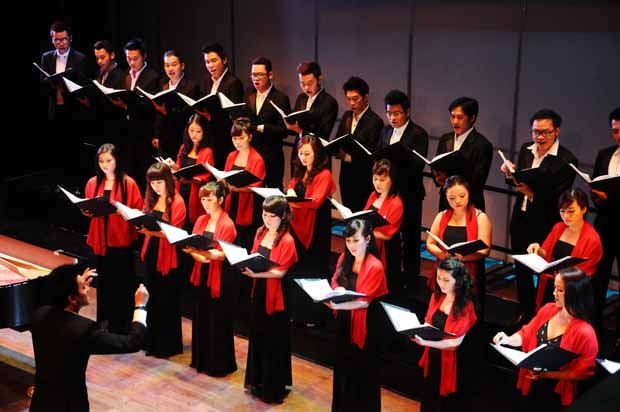 Ngày mai, trình diễn tác phẩm kinh điển Messiah tại Việt Nam