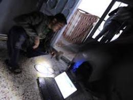 Syria bất ngờ bị ngắt kết nối Internet với thế giới