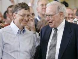 Thêm nhiều tỷ phú hiến tài sản cho quỹ từ thiện Bill Gates - Buffett