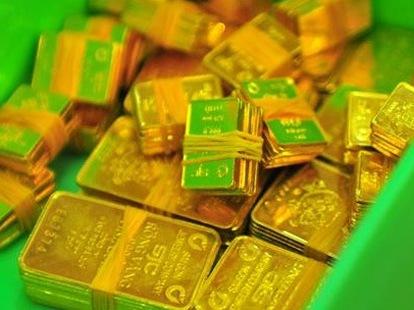 Bộ Tư pháp xét tính pháp lý độc quyền sản xuất vàng miếng