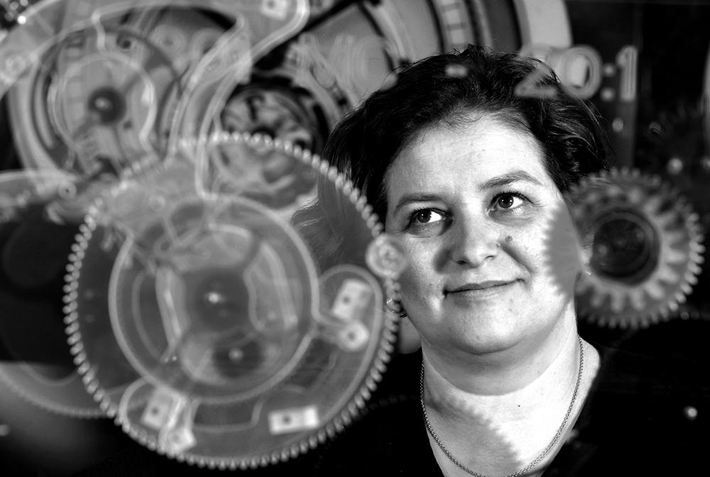 Carole Forestier-Kassapi: Ngôi sao ẩn dật của ngành đồng hồ