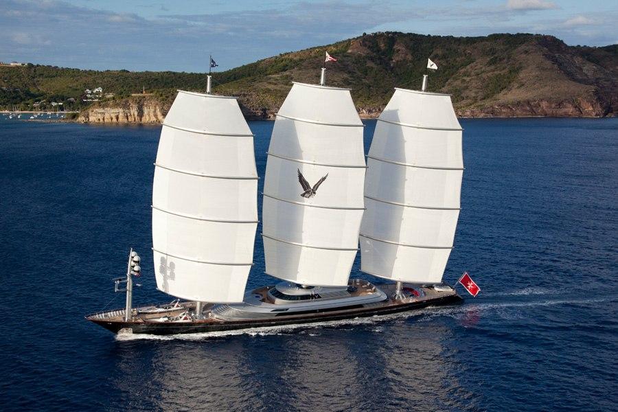 Những du thuyền cho thuê đẹp nhất thế giới
