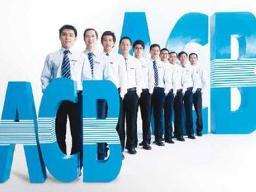 ACB trả cổ tức năm 2012 tỷ lệ 6,85%