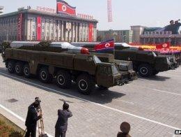 Triều Tiên vẫn âm thầm bố trí tên lửa ở bờ Đông