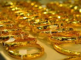 Nhập khẩu vàng Trung Quốc có thể đạt kỷ lục trong 2013