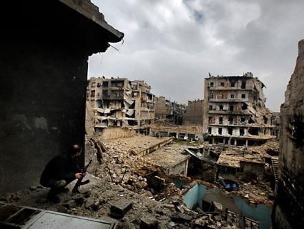 Cuộc khủng hoảng Syria gây thiệt hại 80 tỷ USD