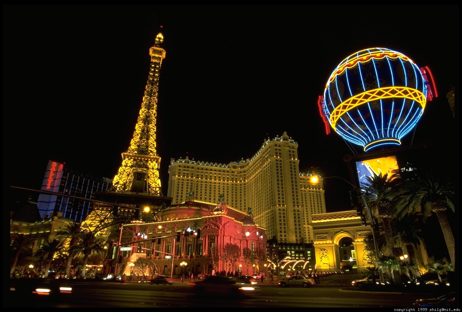 Las Vegas: Hộp đêm