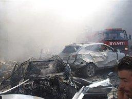 Đánh bom gần biên giới Thổ Nhĩ Kỳ làm 43 người chết