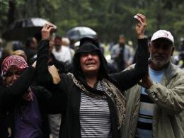 Thổ Nhĩ Kỳ kêu gọi cộng đồng quốc tế chống lại Syria