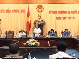 Sáng nay khai mạc phiên họp thứ 18 của Uỷ ban Thường vụ Quốc hội