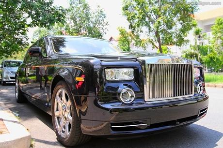Rolls-Royce sắp khai trương đại lý tại Hà Nội vào tháng 9