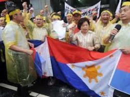 Đài Loan ngừng thuê lao động Philippines