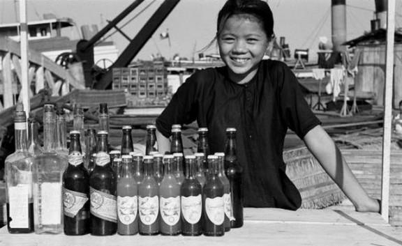 Muôn kiểu giải khát của người Sài Gòn xưa