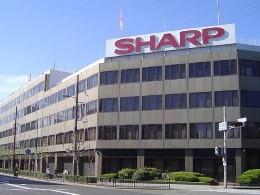 Sharp lỗ kỷ lục trong năm tài chính 2012