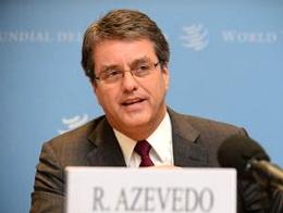 WTO chính thức bổ nhiệm tổng Giám đốc mới