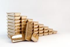 Giá vàng lại lao dốc xuống dưới 1.400 USD/oz