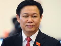 Ông Vương Đình Huệ sắp thôi làm Bộ trưởng Tài chính