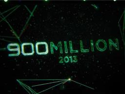 Cuối 2013 sẽ có 900 triệu thiết bị Android được kích hoạt