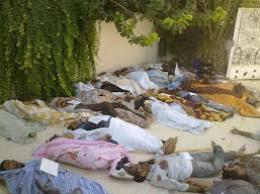 Thêm một vụ thảm sát đẫm máu ở Syria