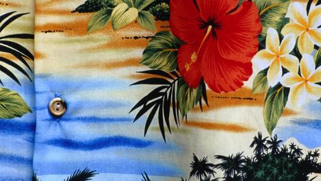 Áo Hawaii và mẹo chọn áo đi biển