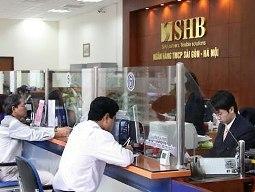 SHB lãi ròng hợp nhất quý I giảm 2%, tăng trưởng tín dụng âm 3,59%