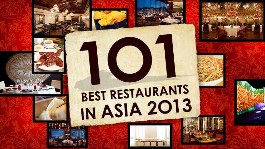 5 nhà hàng Việt vào top 101 nơi ăn ngon nhất châu Á