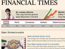Financial Times bị hacker Syria tấn công