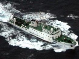 Tàu Trung Quốc lại tiến vào vùng biển tranh chấp với Nhật Bản