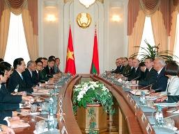 Toàn văn thông cáo chung Việt Nam - Belarus