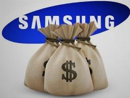 Samsung đau đầu vì quá nhiều tiền