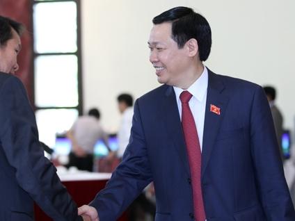 Tuần này bầu Bộ trưởng Tài chính mới