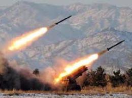 Triều Tiên vừa phóng thêm tên lửa tầm ngắn