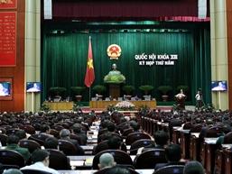 Hôm nay Quốc hội thảo luận về kinh tế, xã hội