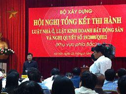 Doanh nghiệp nước ngoài sẽ được mua và sở hữu văn phòng làm việc