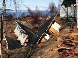 Động đất liên tiếp ở nhiều nơi trên thế giới
