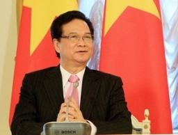 Thủ tướng Nguyễn Tấn Dũng làm diễn giả chính khai mạc Shangri-La 12