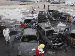 Đánh bom liên hoàn ở Iraq, hơn 70 người thiệt mạng