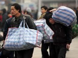 Lao động nhập cư vào Trung Quốc vượt 260 triệu người năm 2012