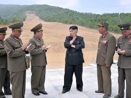 Triều Tiên xây khu trượt băng đẳng cấp thế giới