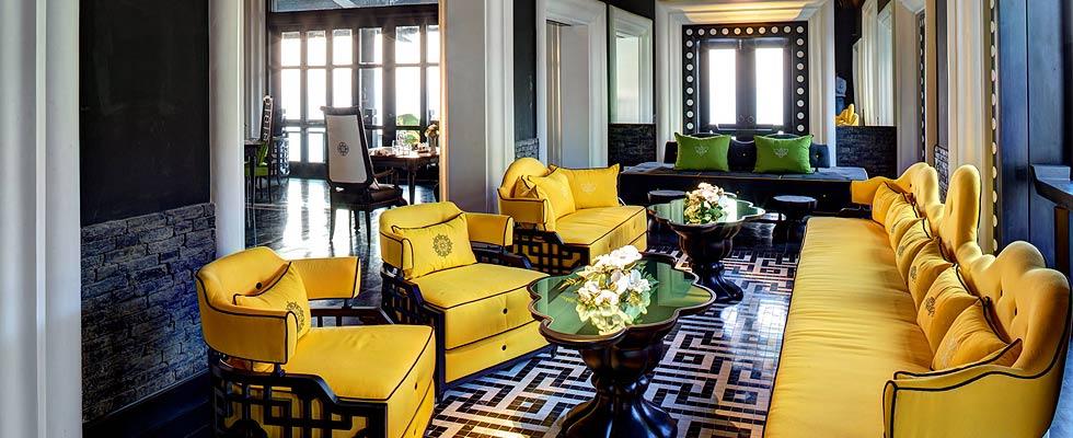 Nhà hàng La Maison 1888 trong kiệt tác nghỉ dưỡng Đà Nẵng
