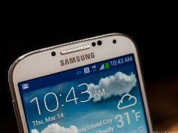 Samsung thống trị thị trường smartphone của Trung Quốc quý I