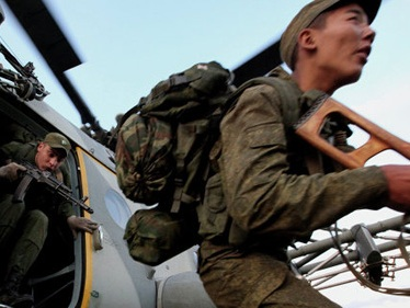 Nga -Trung Quốc sẽ tập trận chung chống khủng bố