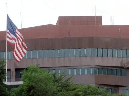 Nhân viên đại sứ quán Mỹ bị bắn ở Venezuela